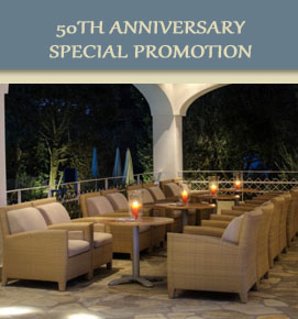 50th Anniversary Special promotion